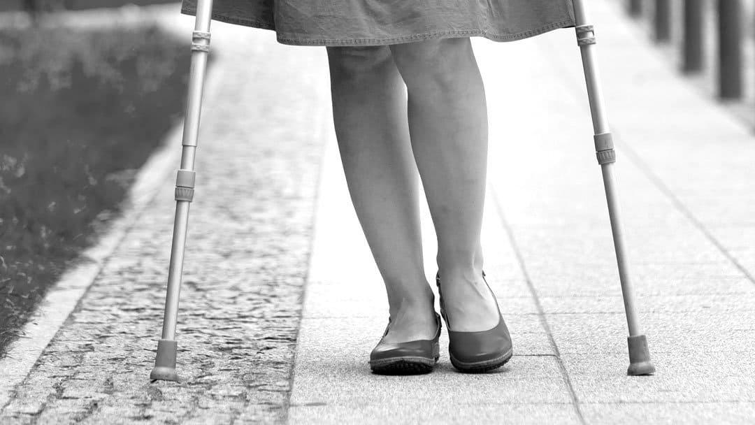rieducazione al passo protesi anca