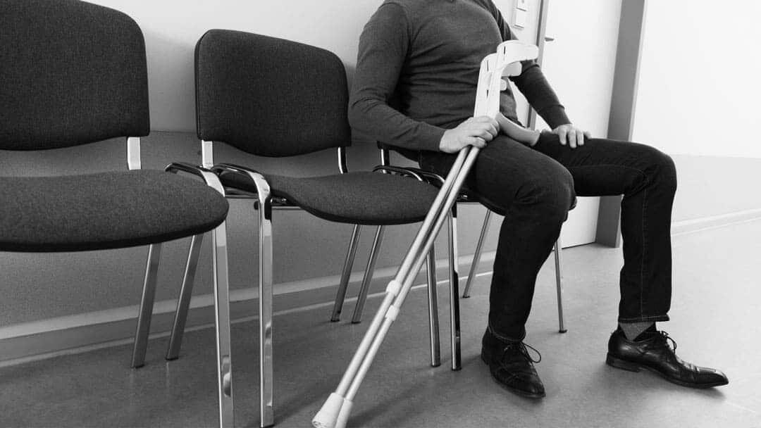 come sedersi protesi anca