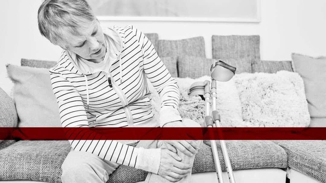 Protesi ginocchio: la riabilitazione