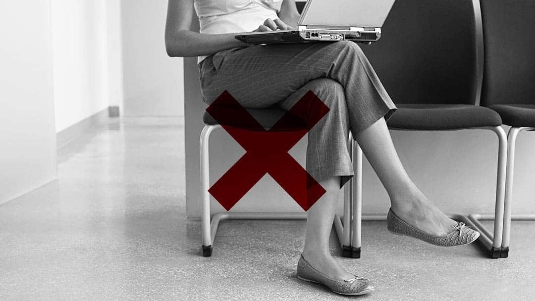 protesi anca come sedersi