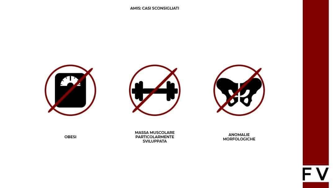 protesi anca accesso anteriore controindicazioni